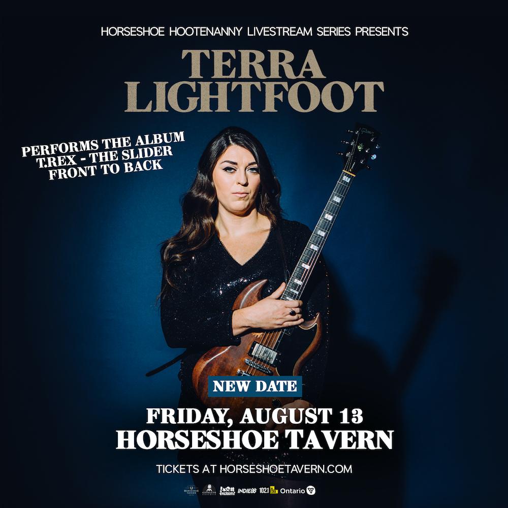 Terra Lightfoot Livestream