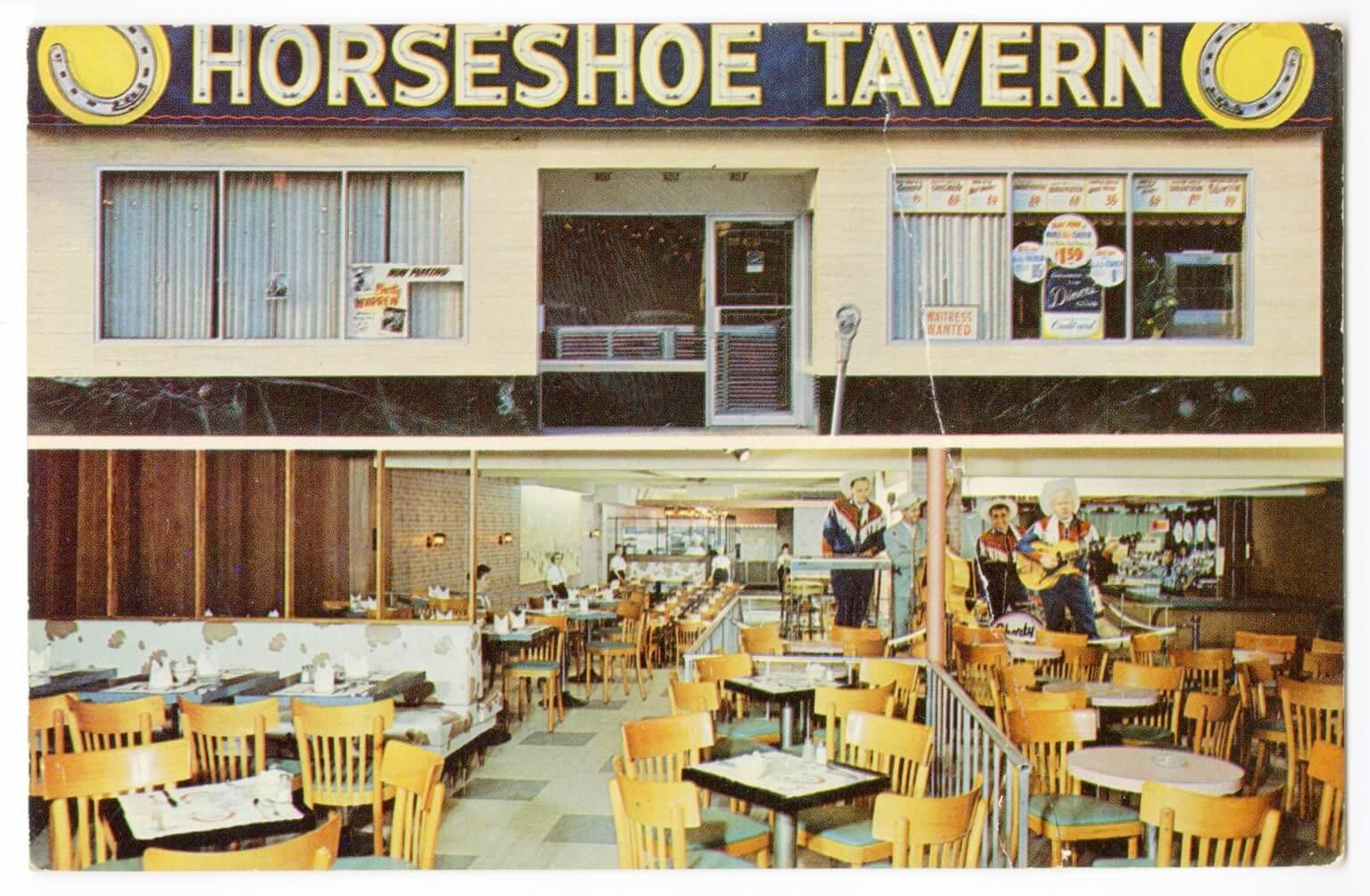 Horseshoe Tavern History Image