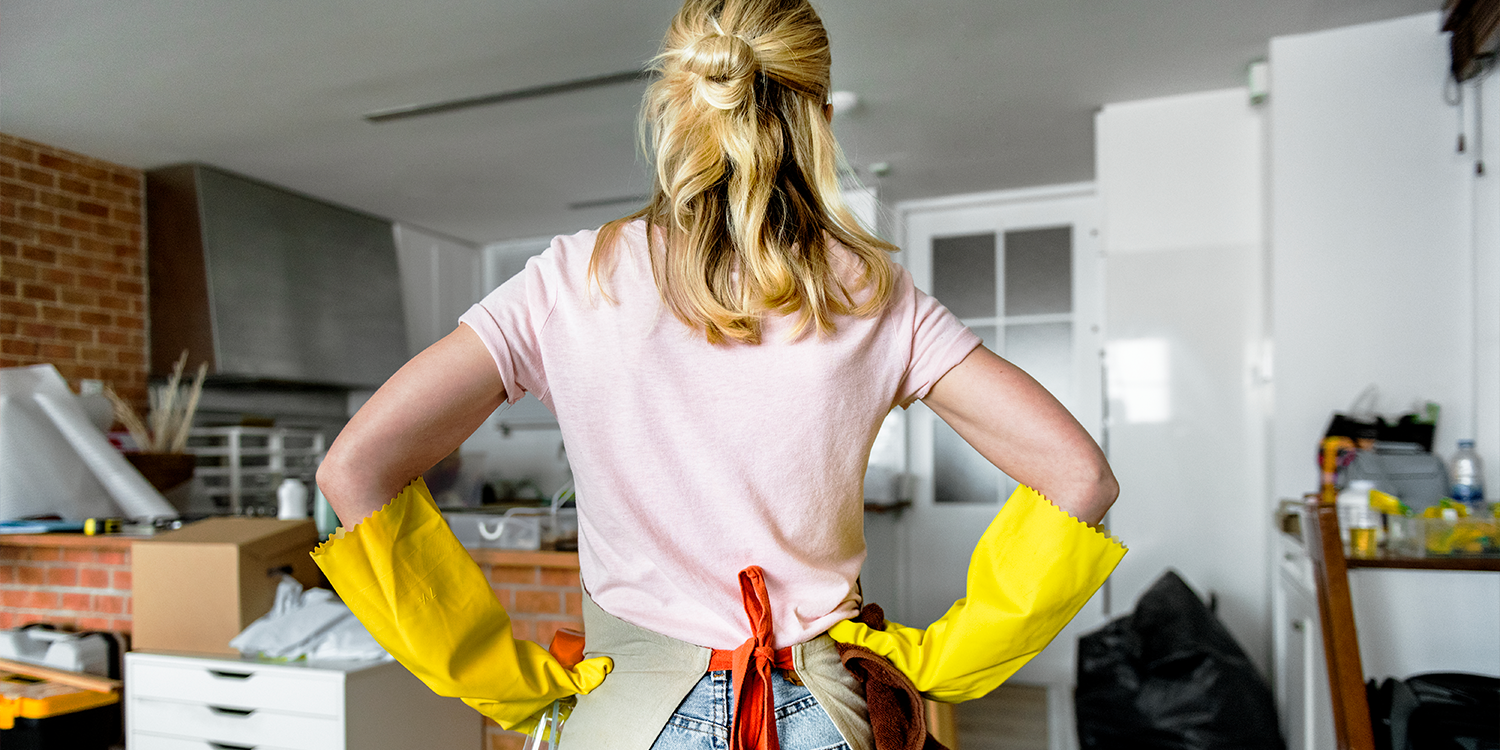 10 landlord cleaning hacks that will save you time and money