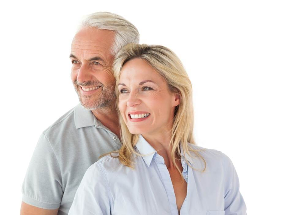 Enhancing smiles with All-in-Four dental implants in Denton, TX.