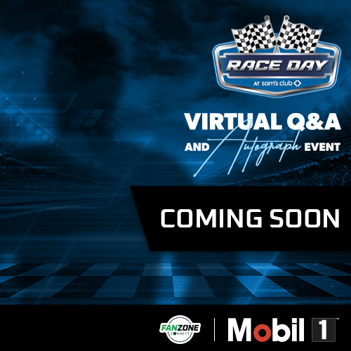 FanZone Connect Virtual Q&A and Autograph Event | Click Here for More Information