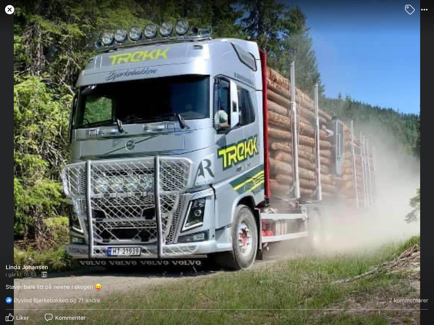 Trekk Tømmer - 001