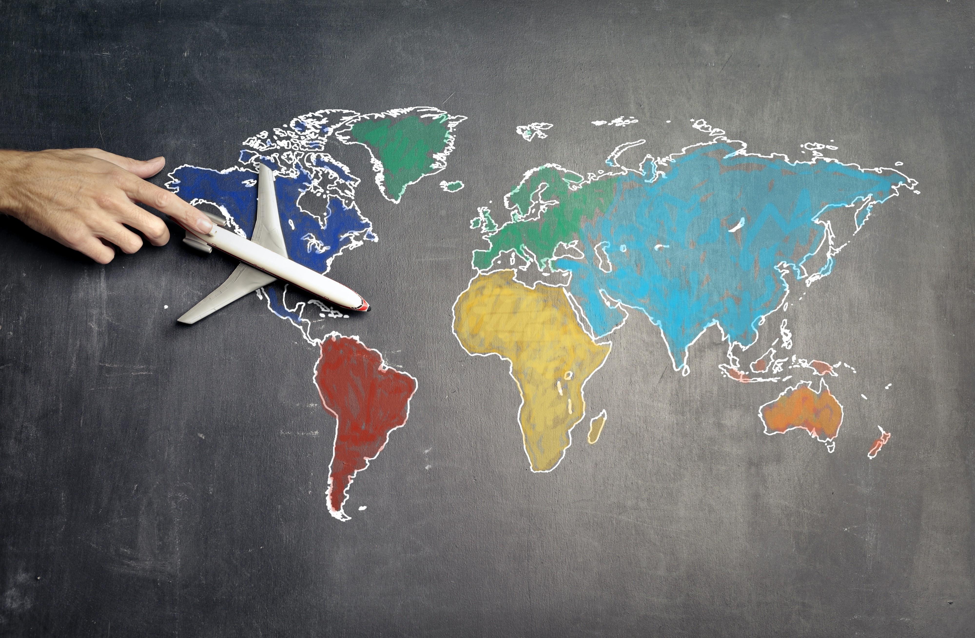 sending money internationally with business banking