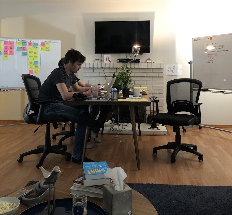 How we came back from a no to get into Y Combinator...