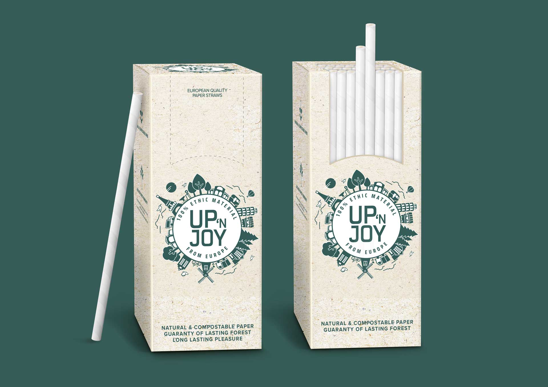 Elixir Design - Up'n Joy 1