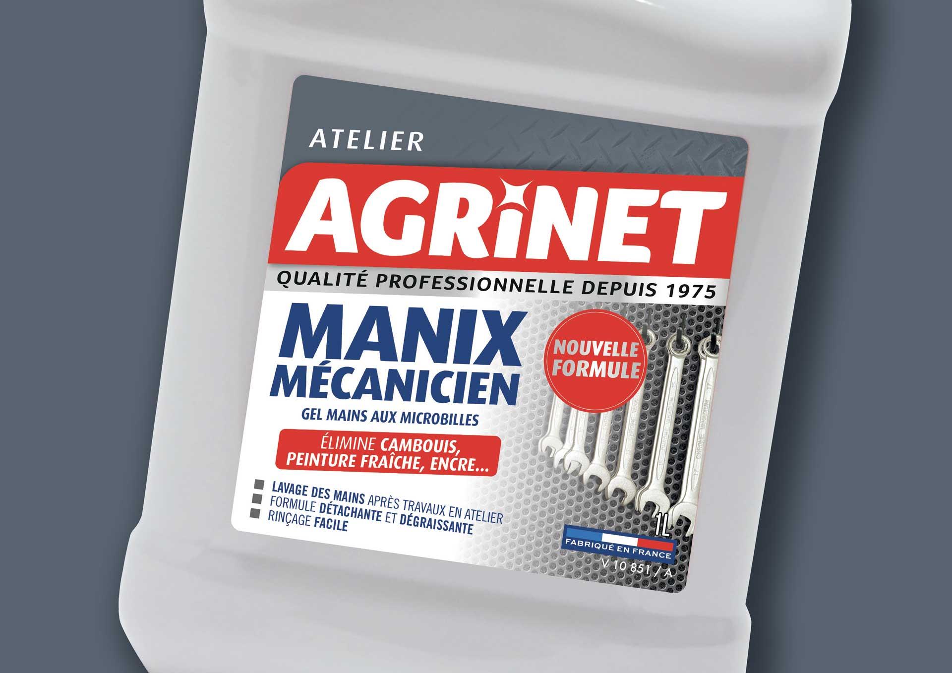 Elixir Design - Agrinet 2