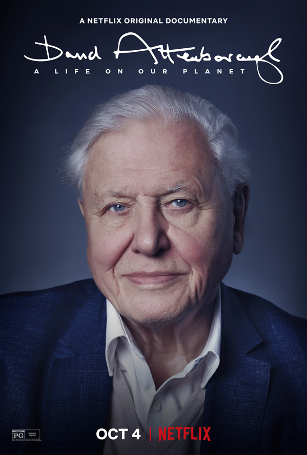 David Attenborough:活在天與地DAVID ATTENBOROUGH A LIFE ON OUR PLANET (2020)