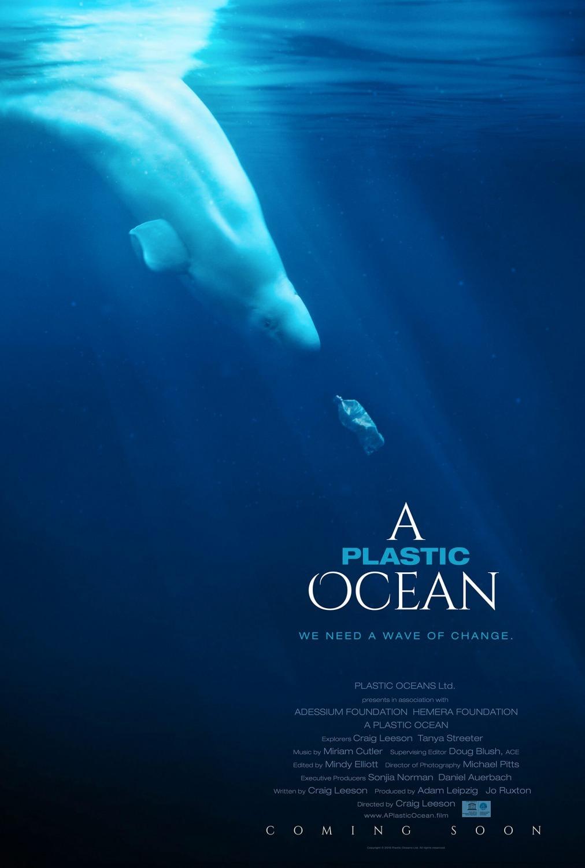 化解塑膠海A PLASTIC OCEAN (2016)