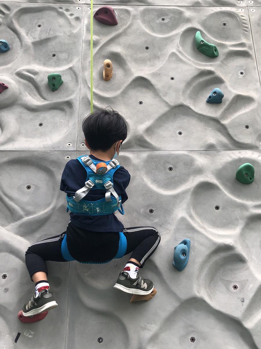 香港遊樂場協會兒童攀石班(初階)- 7月
