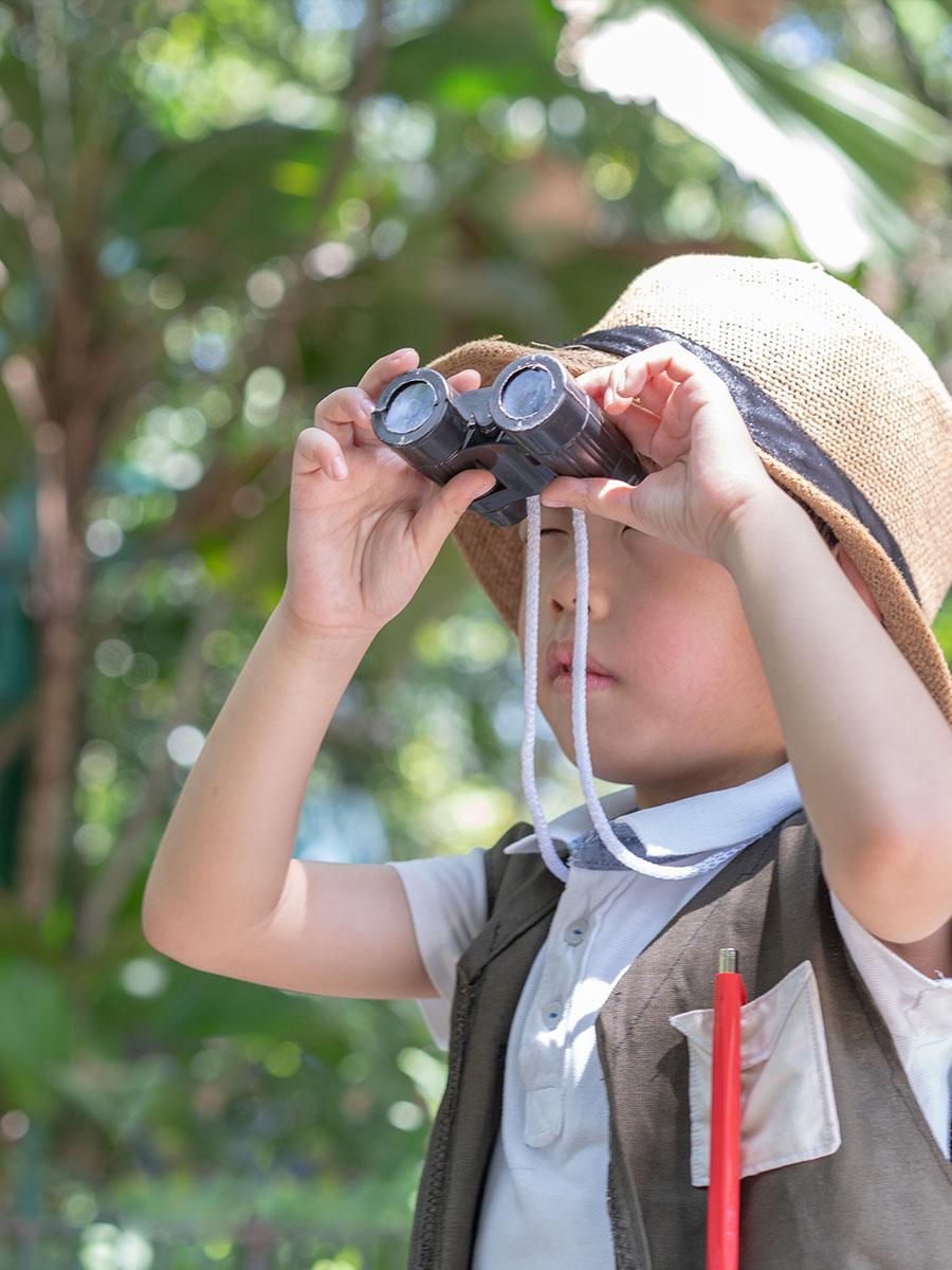 珍古德協會(香港) Link x JGIHK 社區綠領「遊」樂 - 玩綠創意親子學堂(太和)