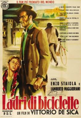 單車竊賊/單車失竊記 Bicycle Thieves 1948