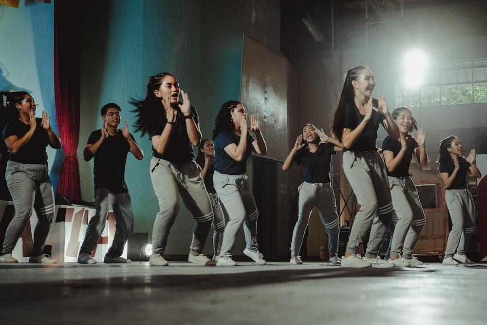 新約舞流舞蹈 Dance x 視覺藝術 Visual Art工作坊