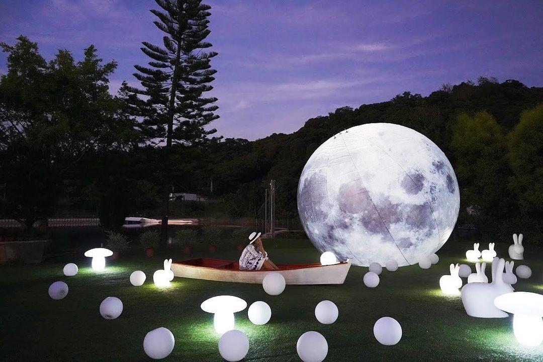大埔LAKE HOUSE月球