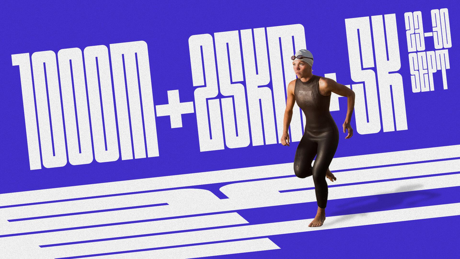 Virtual Race Triathlon