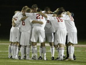 An open an honest environment in a sports team improves performance.