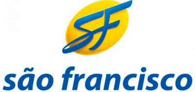 Logotipo da marca SÃO FRANSCISCO