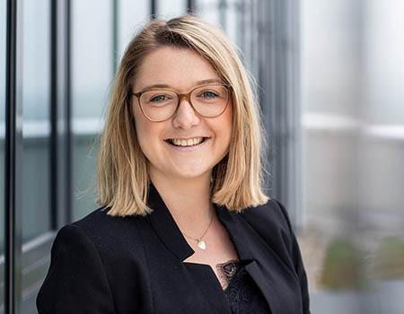 Jasmin Burgey, Marketing Managerin bei der Haufe Akademie