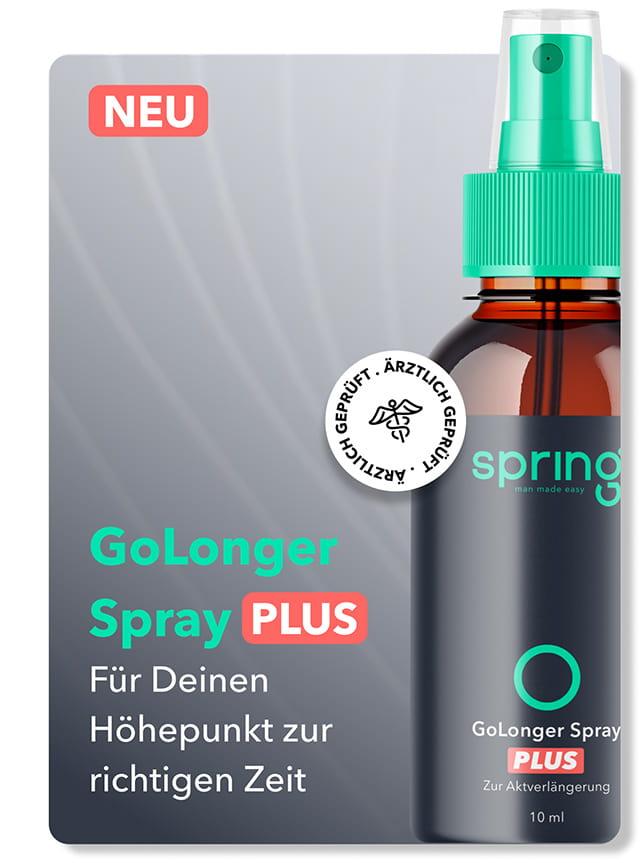 GoLonger Spray Plus