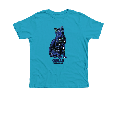Stardust Oskar and Klaus merch, a Turquoise Premium Youth Tee