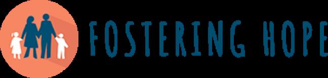 Fostering Hope logo