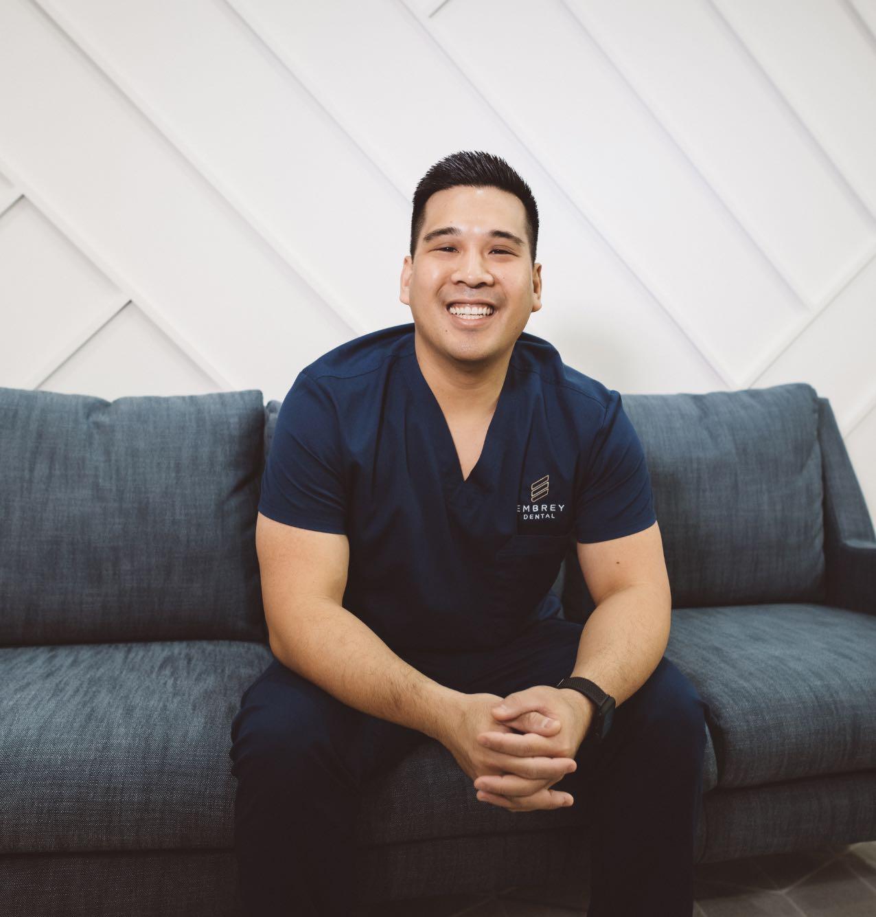 Photo of Royersford Pennsylvania dentist, Dr. Peter Lim