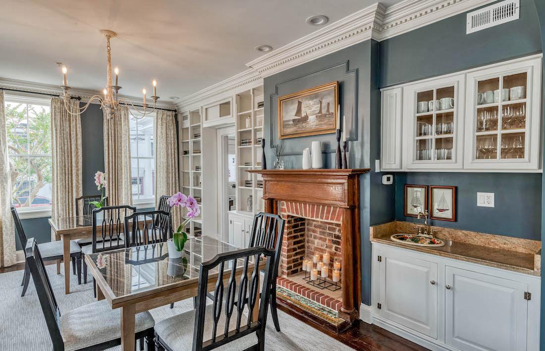 134 Prince Dining Room