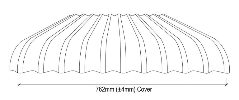 Metal Roofing Supplies - Stramit Corrugated Details