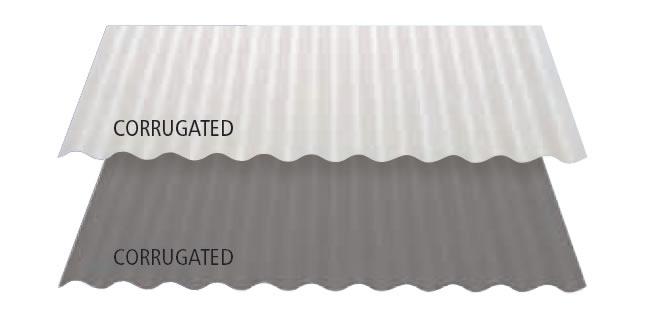 Sola Frost Level 2 corrugated