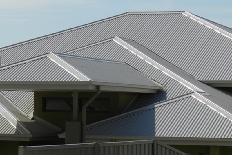 Metal Roofing Supplies - Stramit Corrugated
