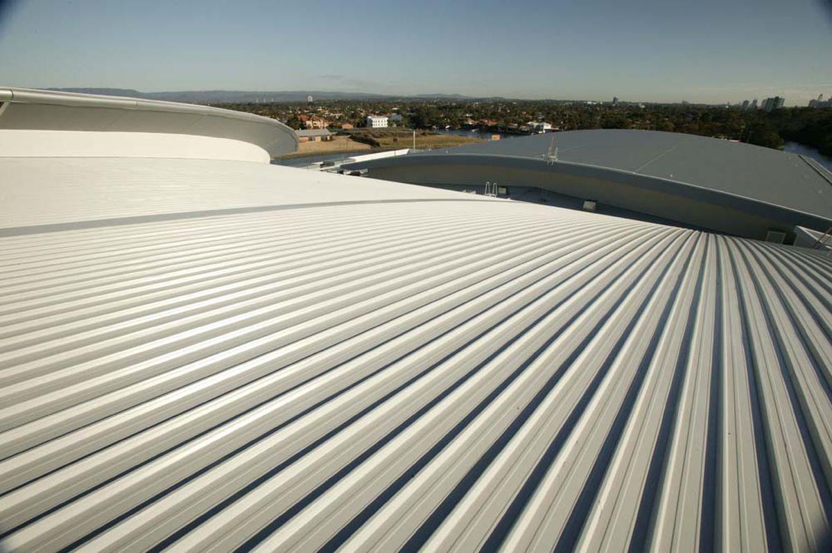 Metal Roofing Supplies - Stramit Speed Deck