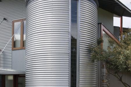 Metal Roofing supplies - Lysaght Custom Blue Orb