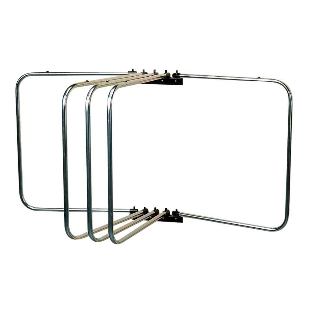 Five Arm Rug Rack