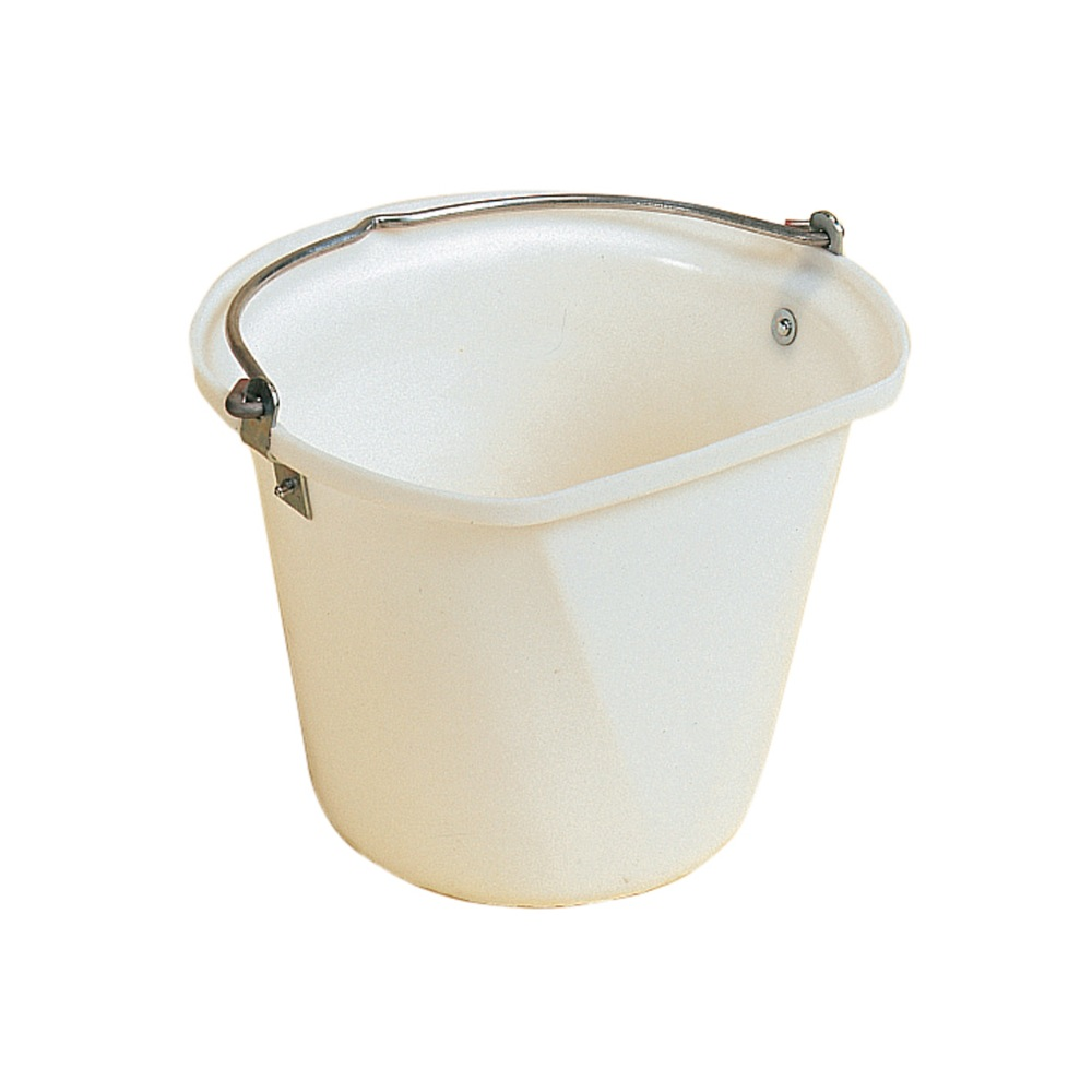 Flat Sided Hanging Buckets: 3 Gallon/14 Litres