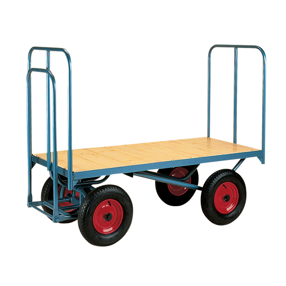 Four Wheeled Trolley: High Ended