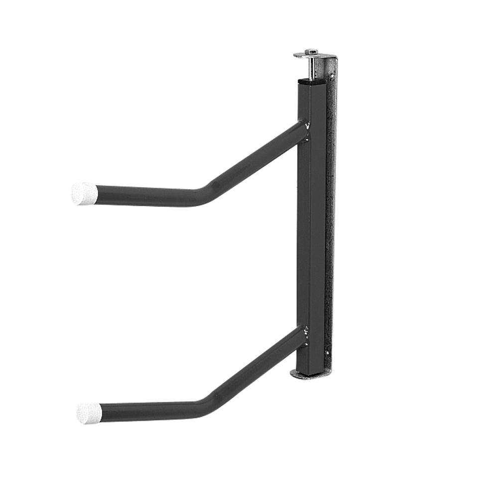 Swivelling Saddle Racks - Twin Arm