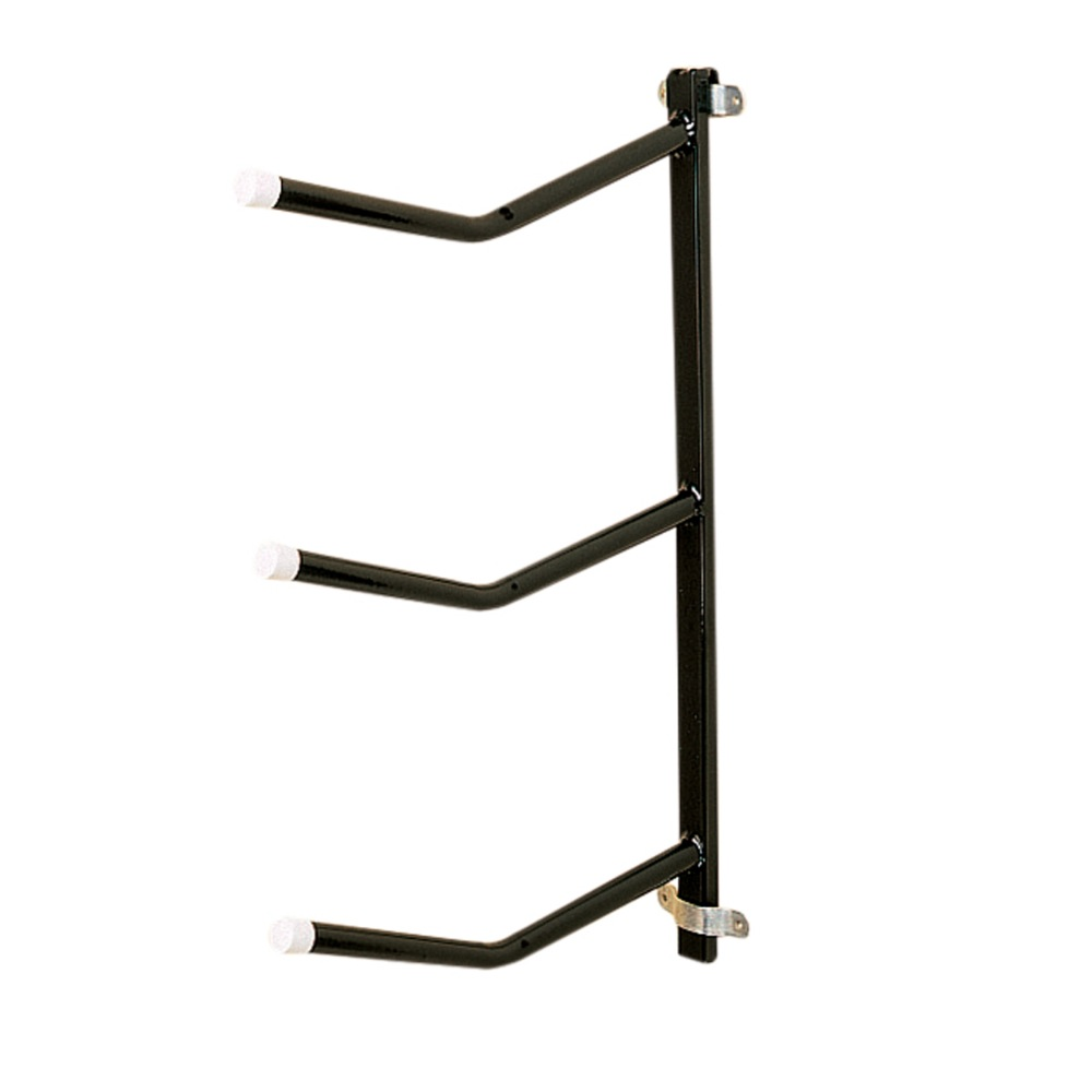 Removable Clip-on Saddle Racks - Triple Arm
