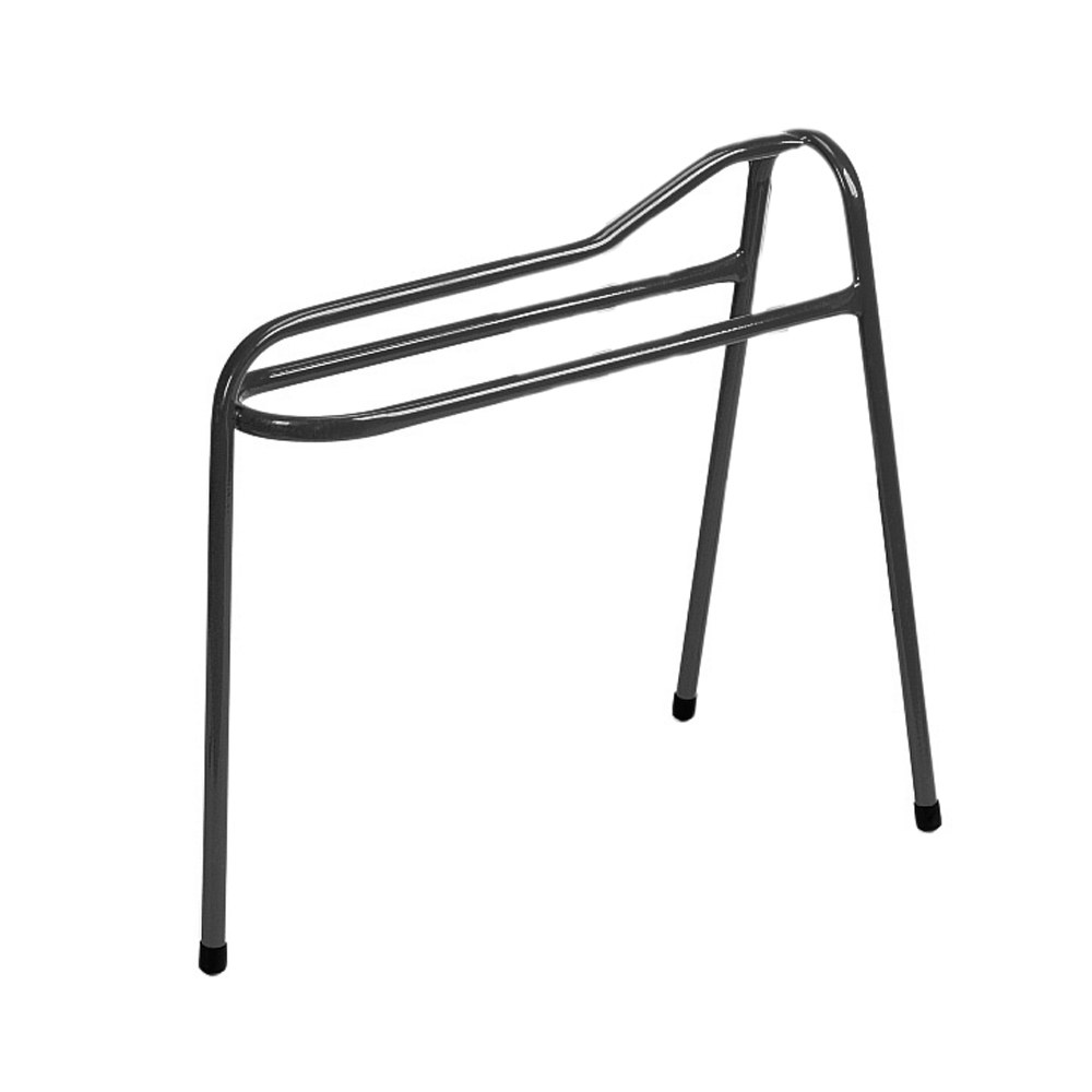 Three Leg Saddle Display Stand: Low
