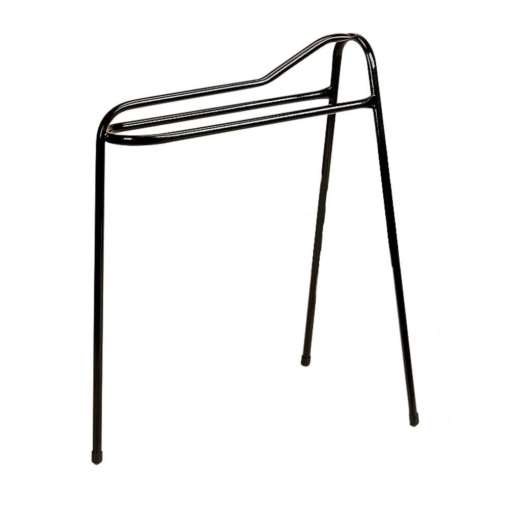 Three Leg Saddle Display Stand: Tall