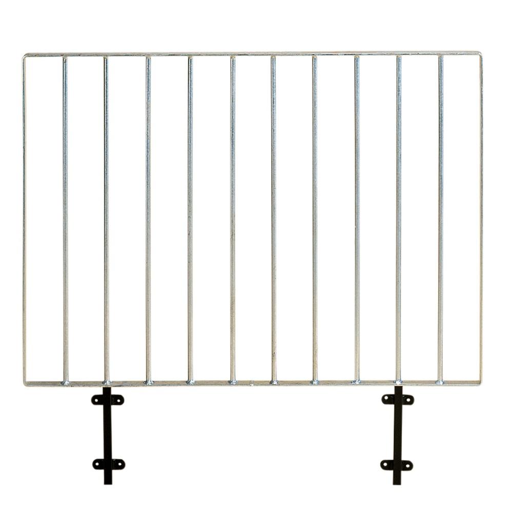 Top Door Grilles - 89cm X 61cm High