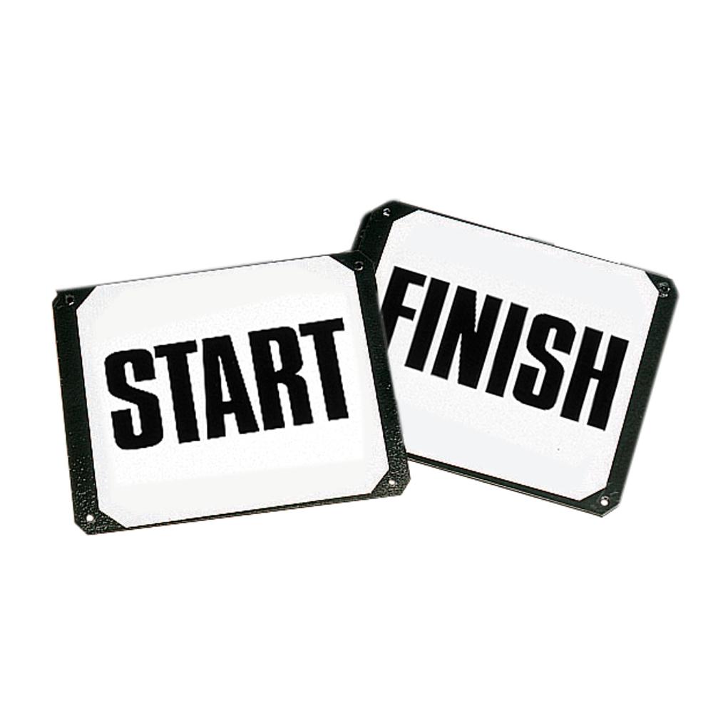 Screw On Steel Plates - Start/finish