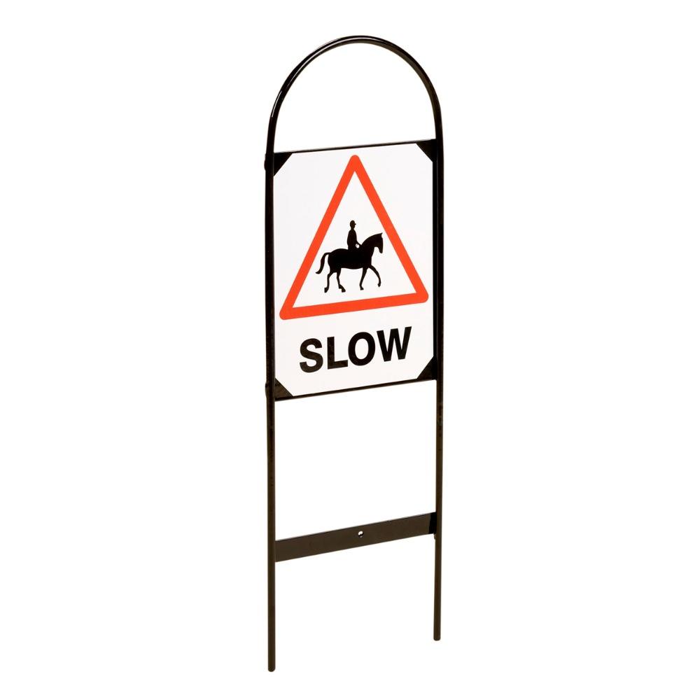 Horse Slow Sign Set