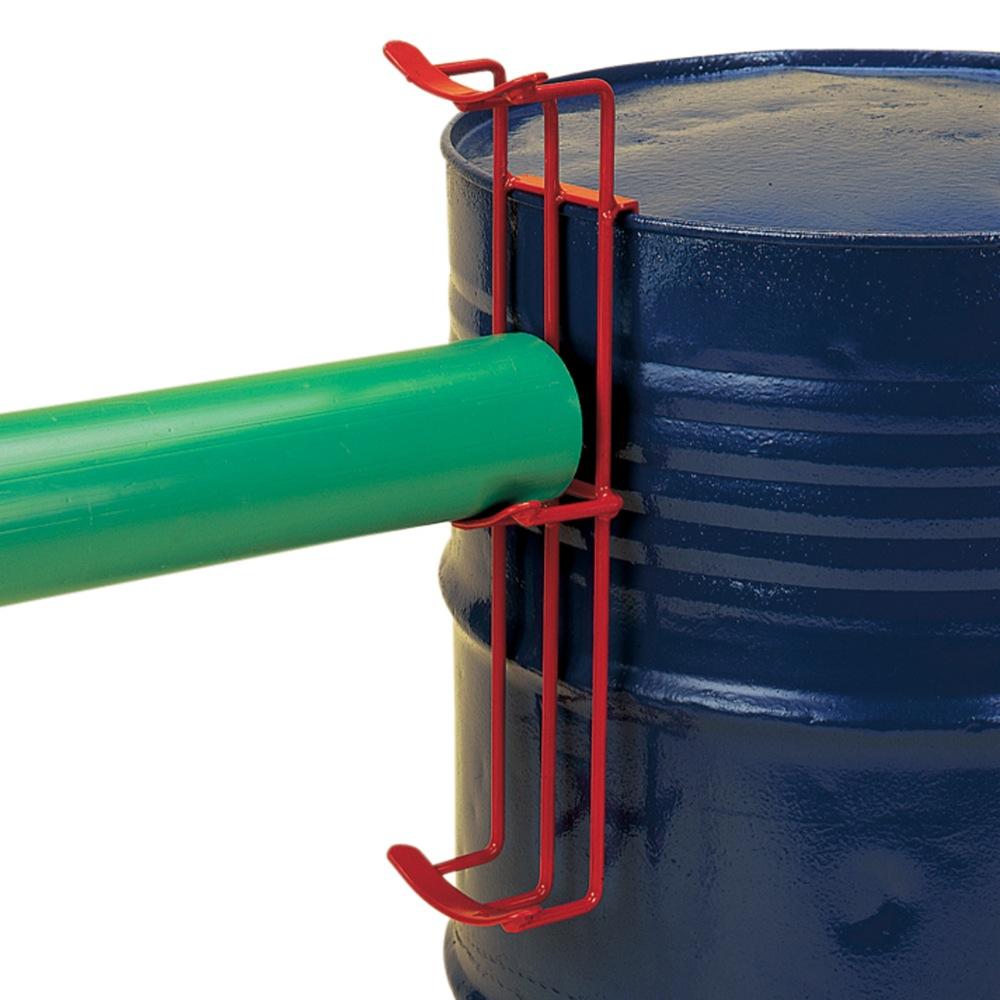 Barrel Jump Cups And Wall Bracket: 2 Cups - 1 Bracket