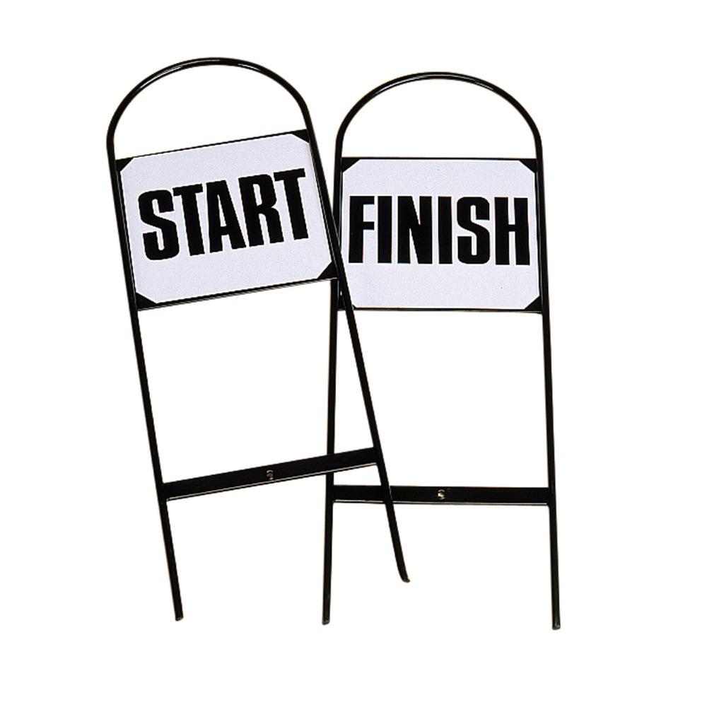 Tread In Markers - Start/finish