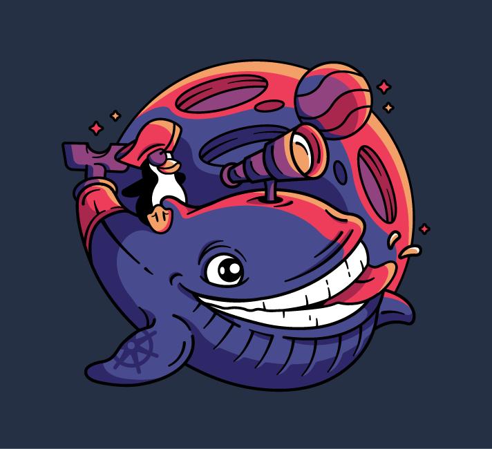 DevOps whale