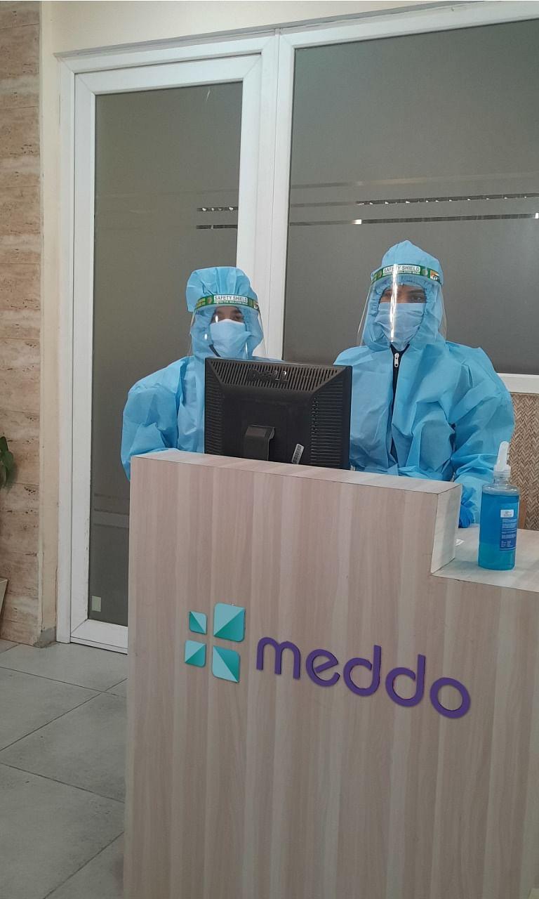 Meddo COVID facility