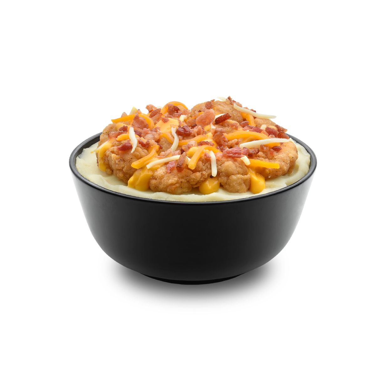 Bacon and Cheese Famous Bowl