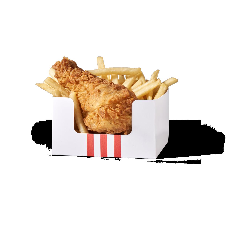 Snack Box de 1 Presa