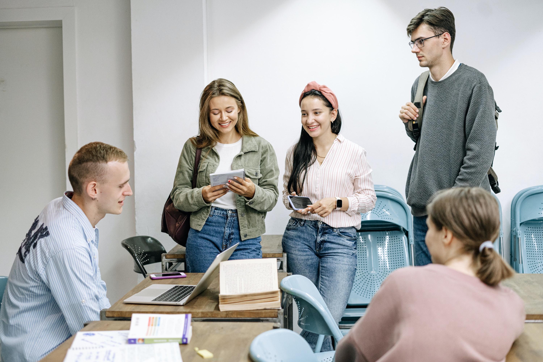 Cambridge CELTA courses are about student engagement and active participation