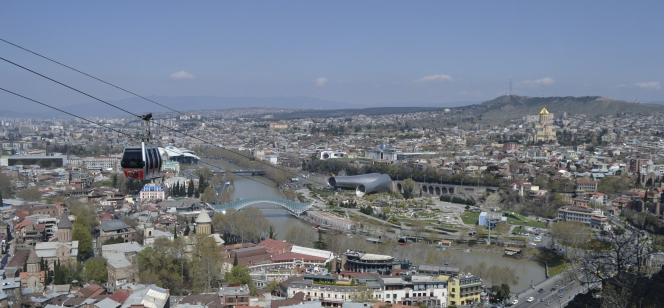 What It's Like to Teach English in Tbilisi