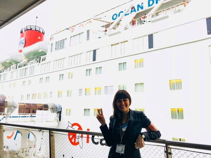 Global connections and experiences are at the heart of Peace Boat